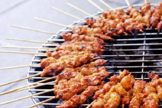 Học hỏi cách làm món thịt chó nướng ngon từ Ngonaz 3