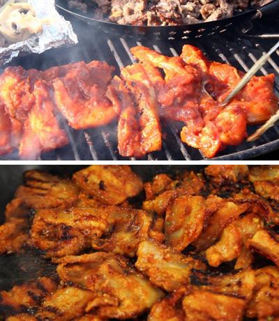 Cách làm thịt ba chỉ nướng kiểu Hàn Quốc ngon tại nhà 5