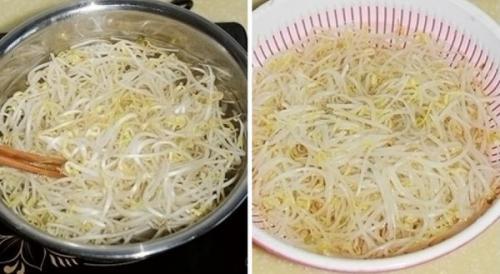 Cách làm cơm trộn kim chi Hàn Quốc 2