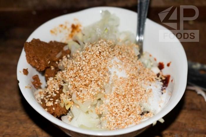 Cách làm nước sốt chấm thịt nướng Hàn Quốc đến từ xứ sở kim chi 3