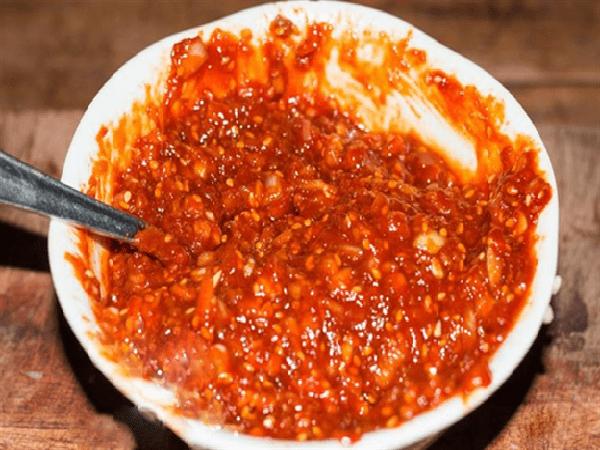 Cách làm nước sốt chấm thịt nướng Hàn Quốc đến từ xứ sở kim chi 4