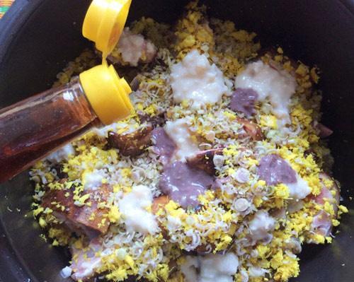 Hướng dẫn cách nấu thịt chó xáo măng ngon cho ngày cuối tuần thảnh thơi 4