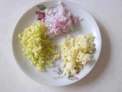 Đậm đà và dậy hương với cách làm nước chấm vịt nướng Vân Đình 2