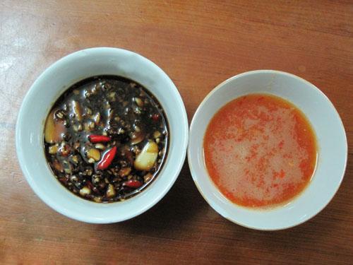 Đậm đà và dậy hương với cách làm nước chấm vịt nướng Vân Đình 3