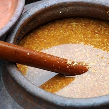 cách pha nước tương bần chấm thịt vịt luộc