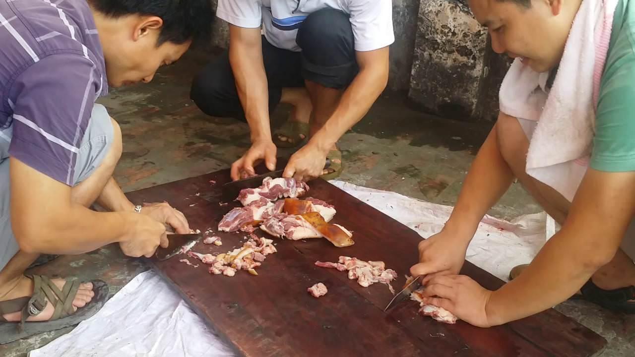 Chẳng tốn công tốn sức với cách ướp thịt chó nướng ngon đơn giản 2