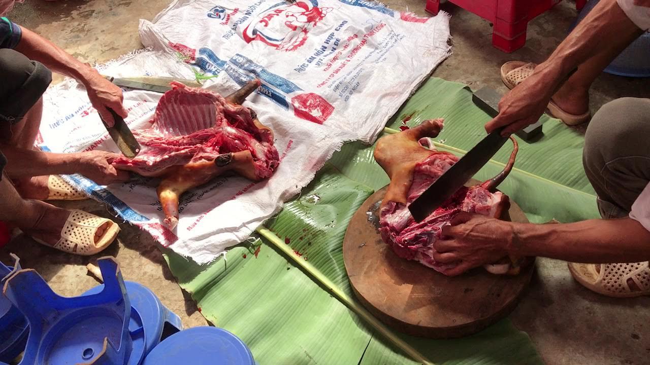 Hướng dẫn cách lọc thịt chó đơn giản để làm thịt chó 7 món tại nhà 3