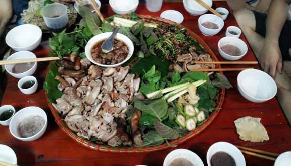 Khám phá thịt chó 7 món đặc sản của người Việt 1