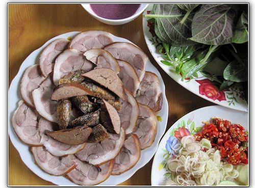 Khám phá thịt chó 7 món đặc sản của người Việt 4