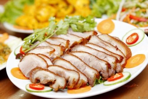 Khám phá thịt chó 7 món đặc sản của người Việt 7