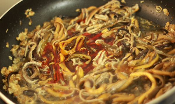 Học cách nấu cháo lươn với đậu xanh ngon để chiêu đãi cả nhà 5