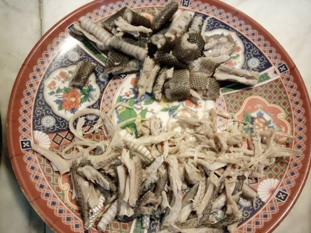 Khám phá miền Tây với cách nấu cháo rắn đậu xanh cực độc đáo này 6
