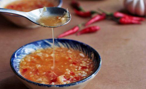 Cách pha nước chấm tiết luộc dậy hương và đến ngon khó cưỡng 1