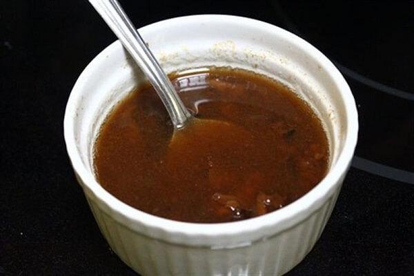 chân gà sốt chua ngọt 2