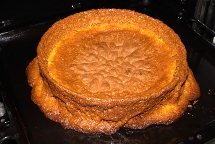 Cách làm bánh bông lan ngon tại nhà 7