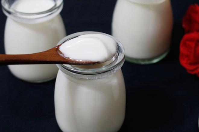 cách làm sữa chua 4