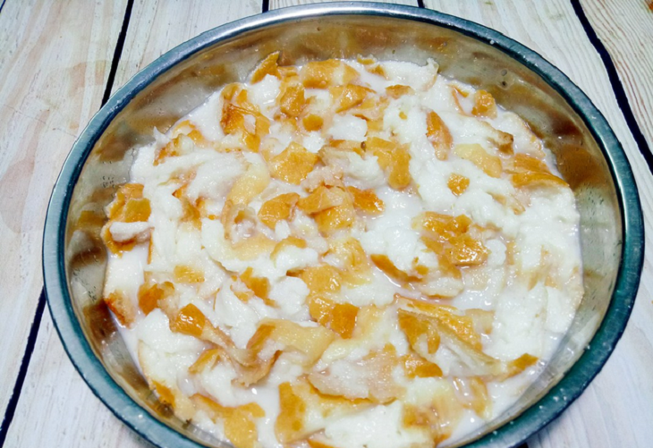 cách làm bánh chuối nướng sữa tươi 2