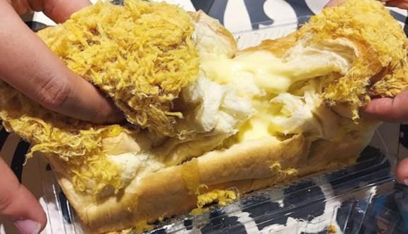 cách làm bánh mì phô mai tan chảy 3