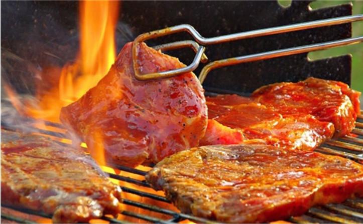 cách làm thịt trâu nướng tảng ngon