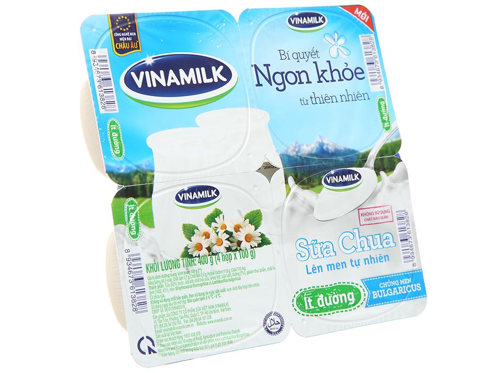 Sữa chua Vinamilk