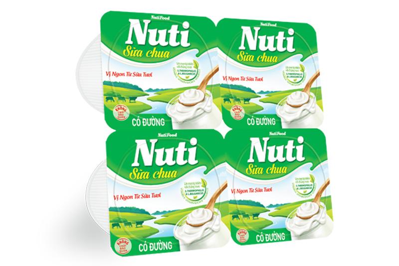 Sữa chua Nuti
