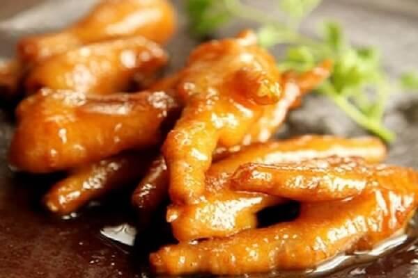 cách làm chân gà nướng thơm ngon cực đỉnh tại nhà