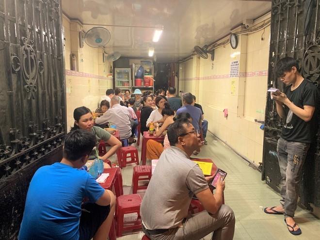 Chân gà nướng Nguyễn Du