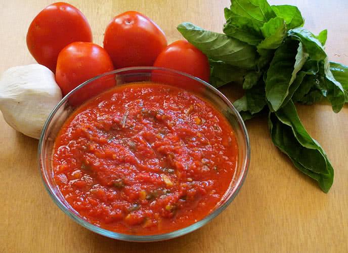 sốt cà chua