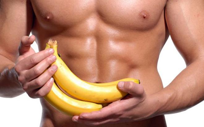 ăn chuối có tác dụng gì cho nam giới