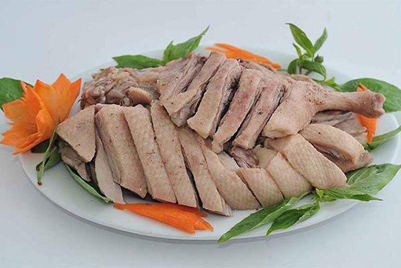 giá trị dinh dưỡng của thịt vịt