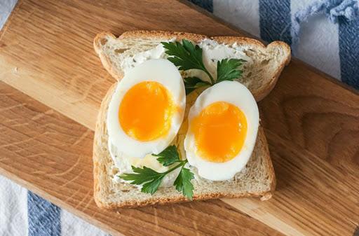 ăn trứng có béo không 3