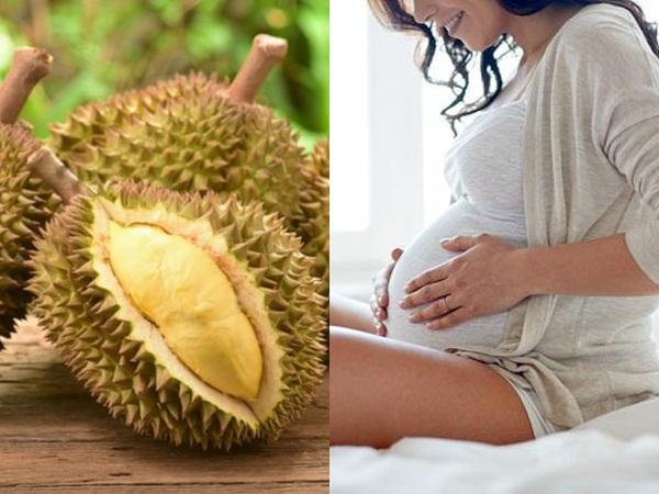 bà bầu có được ăn sầu riêng không