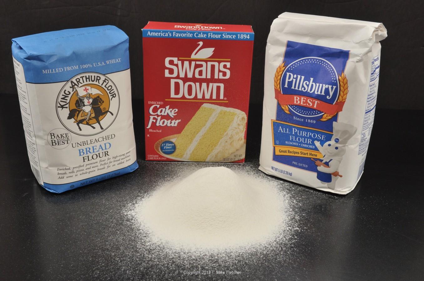 Bột làm bánh bao là bột gì 1