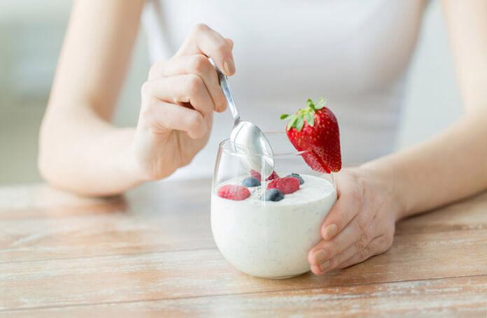 Thử sức đi tìm lời giải: Giảm cân bằng sữa chua có tốt không? 5