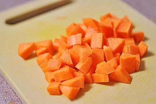 Thái cà rốt