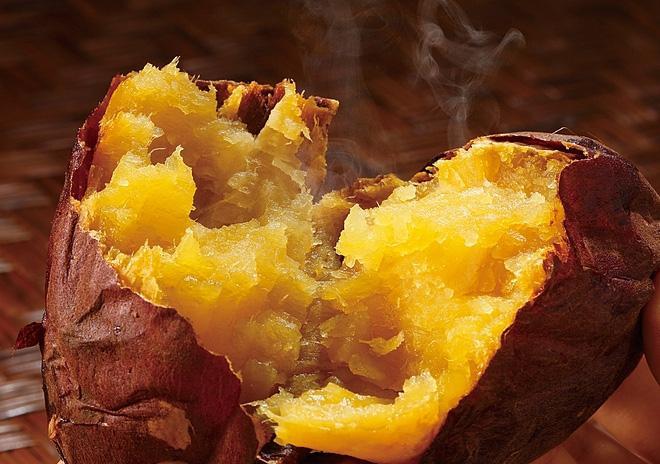 Xác định hàm lượng calo trong 1 củ khoai lang rất đơn giản