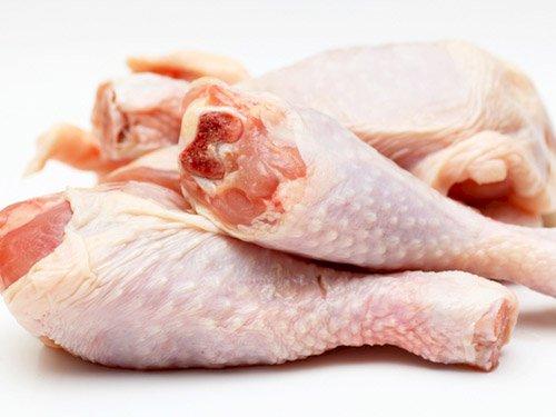 Đùi gà giàu protein và có nhiều chất béo hơn