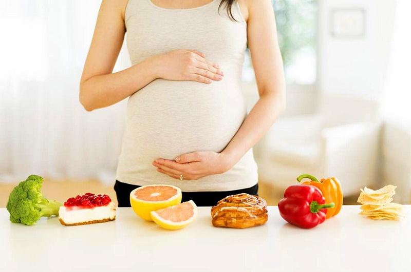 3 tháng đầu nên ăn gì để vào con? Cách để có một thai kỳ khỏe mạnh 1