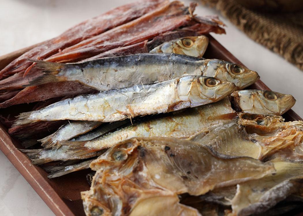 ăn cá khô có béo không