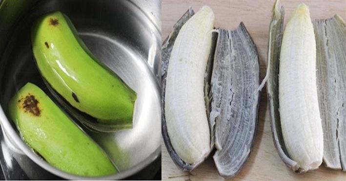 ăn chuối luộc có tác dụng gì