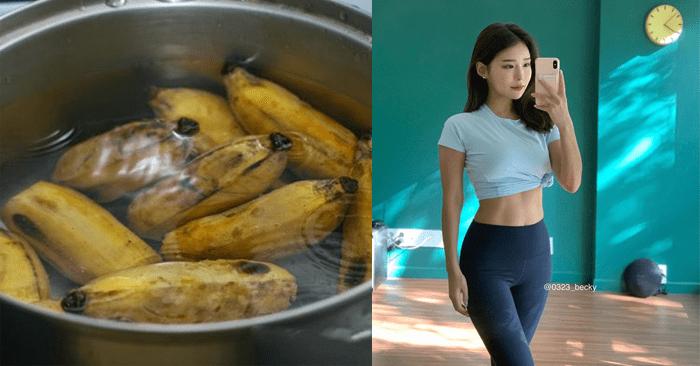 ăn chuối sáp có giảm cân không