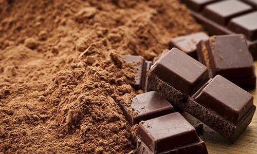 ăn sô cô la có béo không