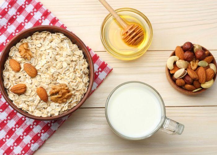 Các món ăn làm từ yến mạch giảm cân vừa ngon vừa bổ dưỡng 2