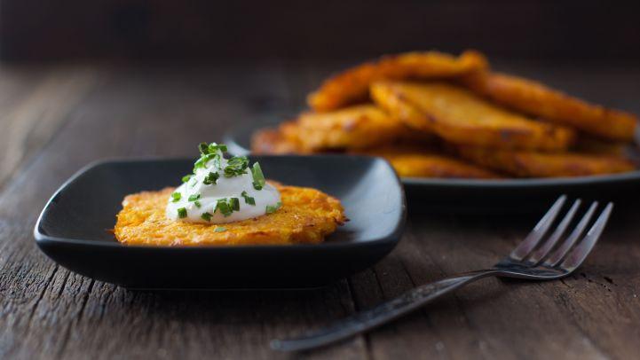 Các món ăn vặt từ khoai tây