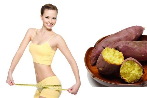 Cách ăn khoai lang giảm cân cực kỳ đơn giản