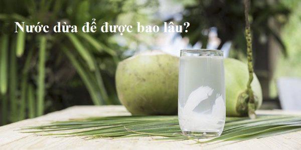 Cách bảo quản nước dừa lâu mà vẫn giữ nguyên hương vị 2