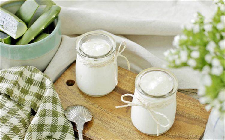 Sữa chua nha đam có tác dụng gì? Khám phá lợi ích từ sự kết hợp thi vị này 4