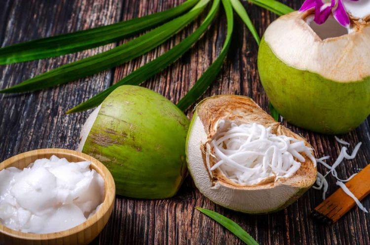 Tác dụng của cùi dừa và những ứng dụng đa dạng trong cuộc sống 1