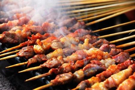 cách làm thịt dê nướng
