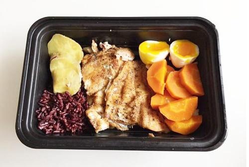 Thực đơn ăn kiêng giảm cân với khoai lang